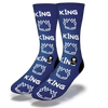 king-crown-socks