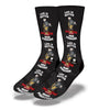 Life-Is-Better-With-A-Mini-Pinscher-Socks-Black