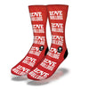 love-bulldog-socks