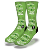 Not-Even-Irish-I-Just-Came-To-Get-Drunk-Socks