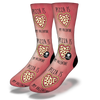 pizza-is-my-valentine-socks