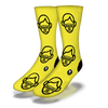 Quarantine-Vibes-Yellow-Socks