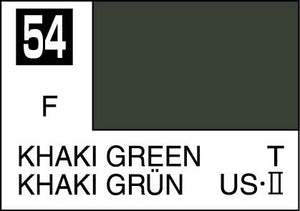 MR COLOR C54 Khaki Green Flat 10ml