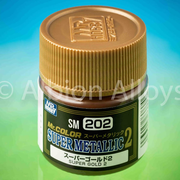MR COLOR SM202 SM202 Super Gold 2 10ml