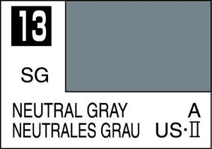 MR COLOR C13 Neutral Gray Semi-Gloss