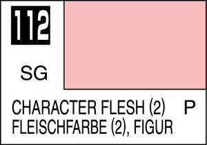 MR COLOR C112  Character Flesh (2) Semi-Gloss 10ml