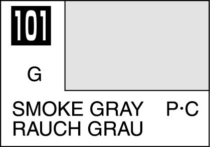 MR COLOR C101 Smoke Gray Gloss 10ml