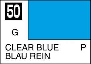 MR COLOR C50  Clear Blue Gloss 10ml