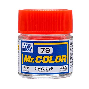 MR COLOR C79 Shine Red Gloss 10ml