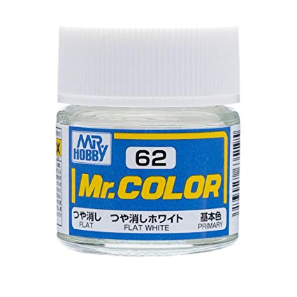 MR COLOR C62  Flat White 10ml