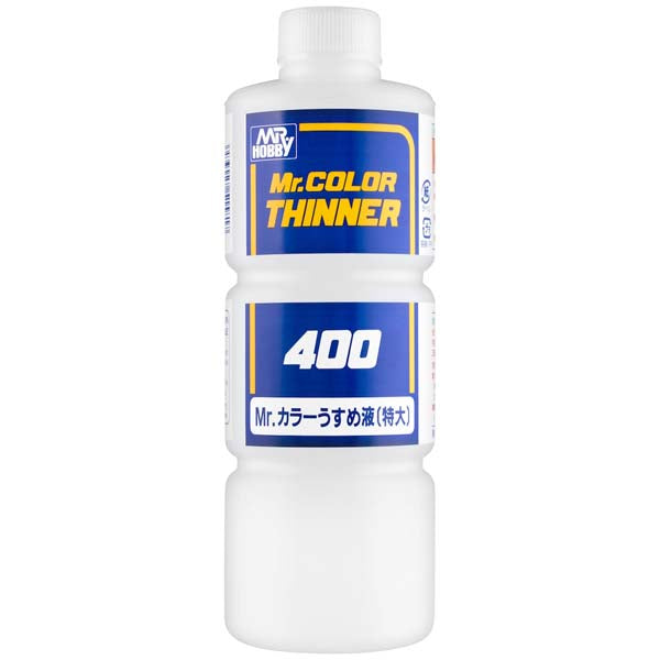 MR HOBBY T104 MR.COLOR THINNER 400ML