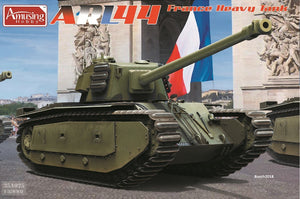AMUSING HOBBY 35A025 ARL44 French Heavy Tank 1:35 Scale