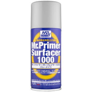 MR HOBBY B524 MR. PRIMER SURFACER 1000 SPRAY