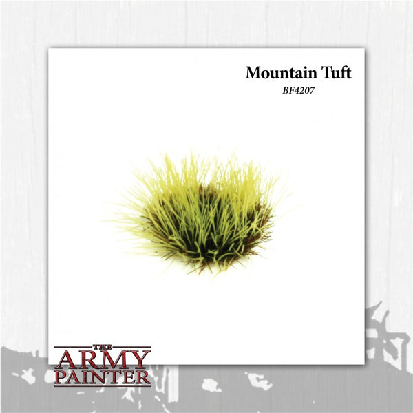 THE ARMY PAINTER BF4207 Battlefields XP: Mountain Tuft
