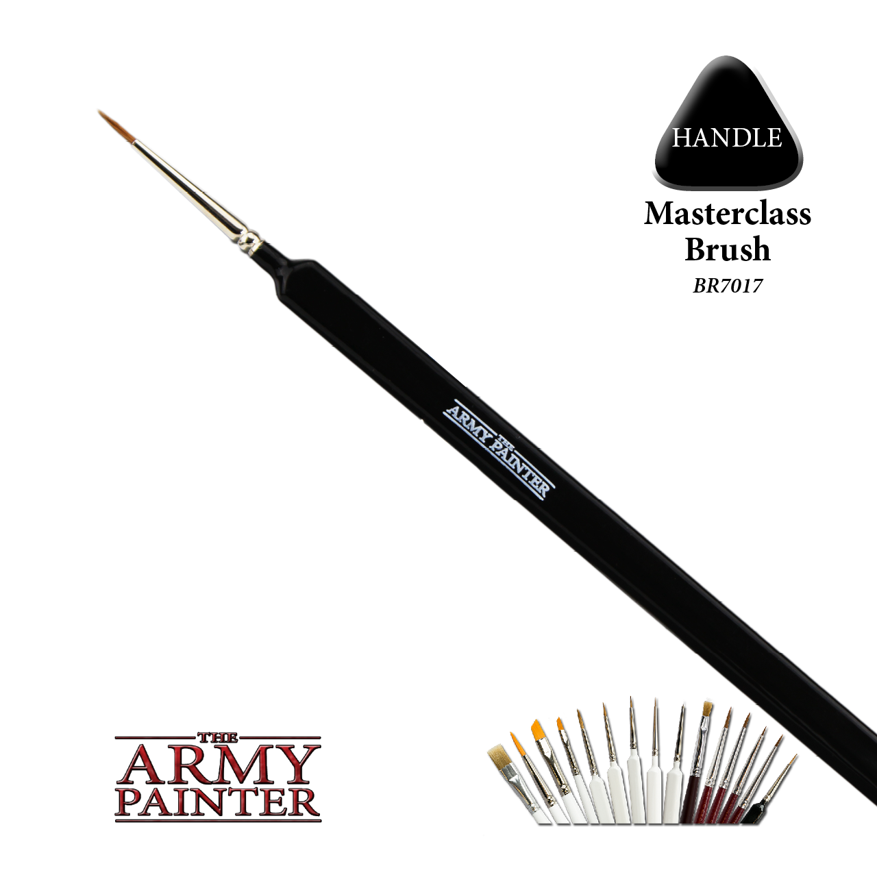 THE ARMY PAINTER BR7016 Masterclass Brush