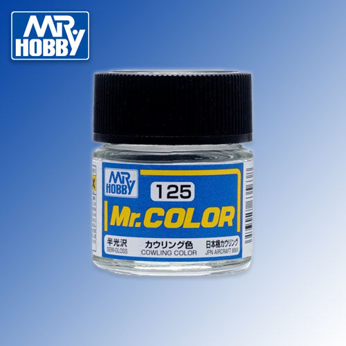 MR COLOR C125 Cowling Color Semi-Gloss 10ml