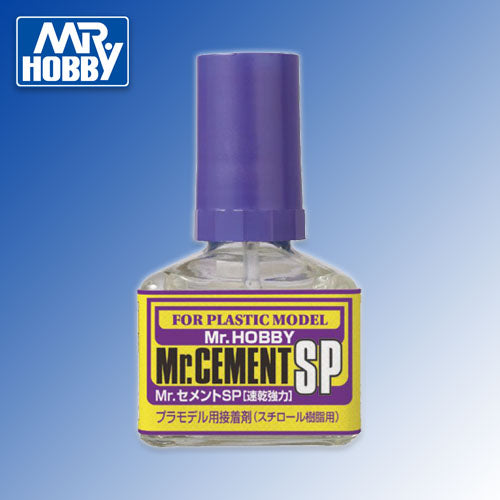 MR HOBBY MC131  Mr Cement SP 40ml