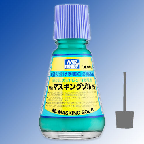 MR HOBBY  M133  20ml Mr Masking Sol R