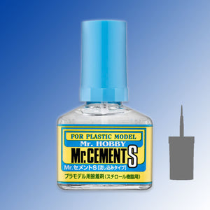 Mr Hobby MC129  Mr Cement S 40ml