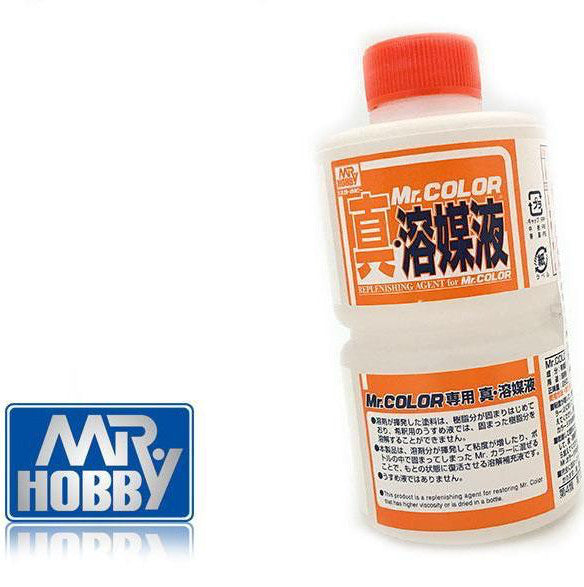 MR  HOBBY T115  REPLENISHING AGENT FOR MR.COLOR