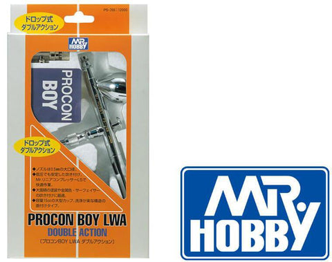 MR HOBBY PS-266 Mr Procon Boy LWA Double Action 0.5mm airbrush