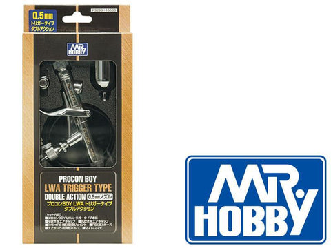 MR HOBBY PS-290 MR.PROCON BOY LWA TRIGGER TYPE (0.5MM) AIRBRUSH