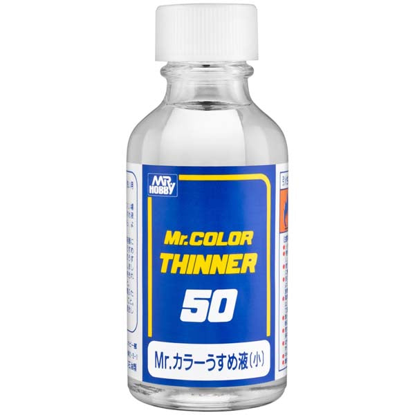 MR COLOR T101  MR.COLOR THINNER 50ML