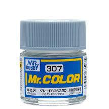 MR COLOR C307  Gray FS26320 Semi-Gloss 10ml