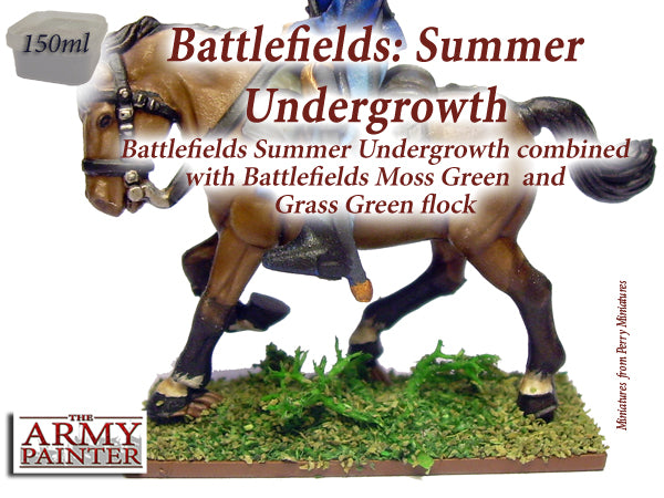 THE ARMY PAINTER BF4109 Summer Undergrowth, Basing