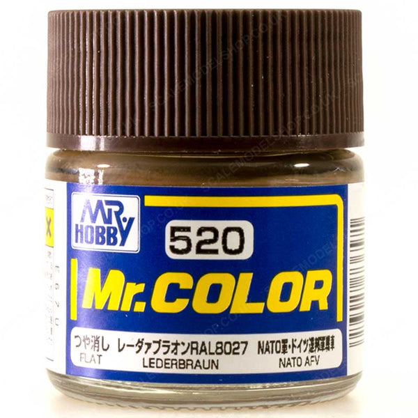 MR COLOR C520 Lederbraun 10ml