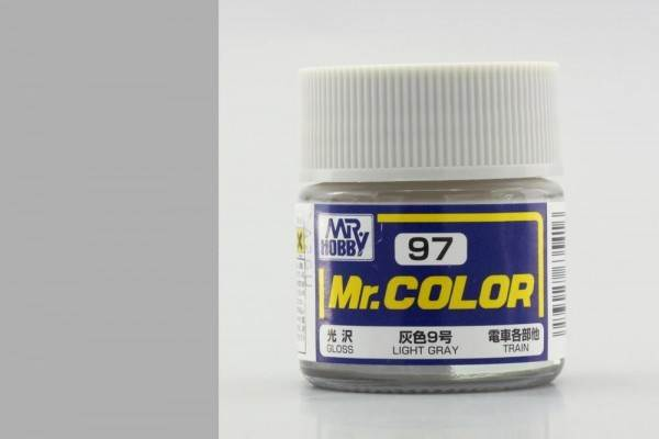 MR COLOR C97 Light Gray Gloss 10ml