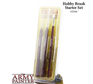 THE ARMY PAINTER ST5101 Hobby Brush Starter Set