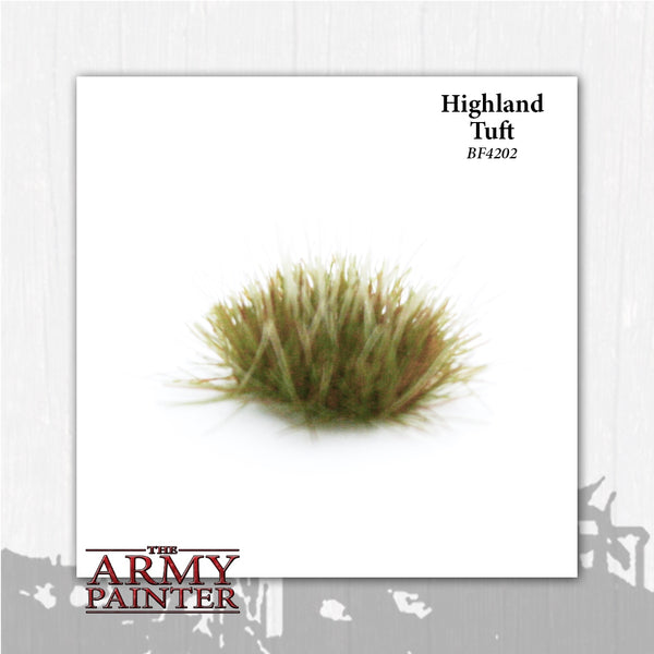 THE ARMY PAINTER BF4202  Battlefields XP: Highland Tuft