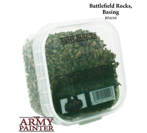 THE ARMY PAINTER BF4110 Battlefield Rocks - Basing
