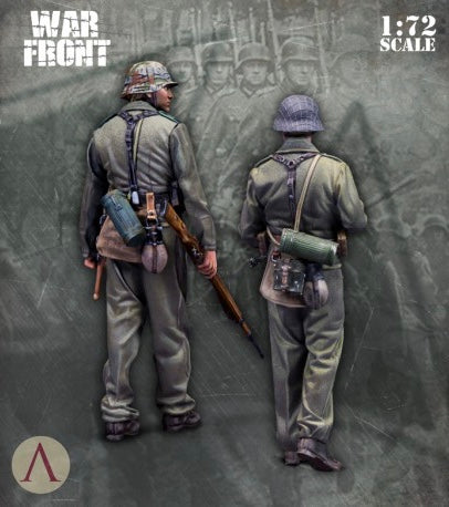 SCALE75 SW72007 PANZERGRENADIERS 1:72 Scale Resin