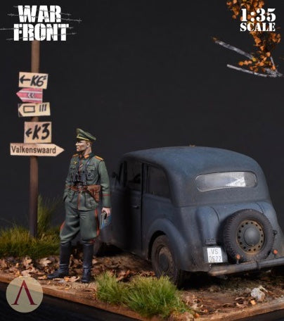SCALE75 SW35020 General Major 1:35 Scale Resin