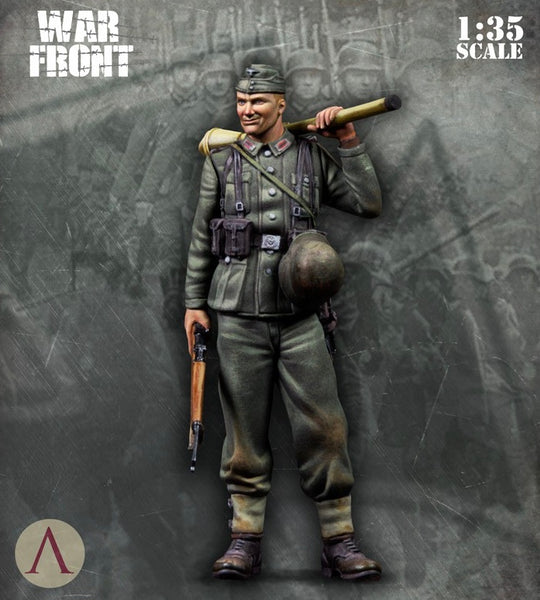 SCALE75 SW35018 LANDSER 1:35 Scale Resin