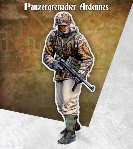 SCALE75 SW35003 PANZERGRENADIER ARDENNES 1:35 Scale Resin