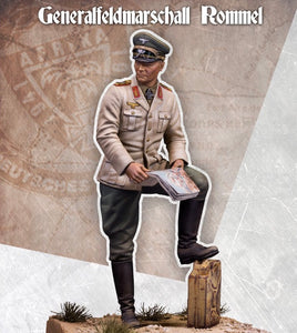 SCALE75 SW35023 General Feldmarschall Rommel 1:35 Scale Resin