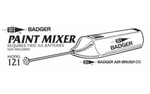 BADGER BA121 Paint mixer