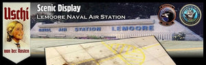 USCHI VAN DER ROSTEN 3021 'Lemoore Naval Air Station' 1:48 Scale
