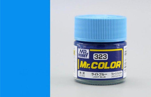 MR COLOR C323 Light Blue Gloss 10ml