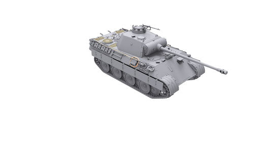 DAS WERK 35009 Pzkpfwg. V Panther Ausf.A Early  1:35 Scale