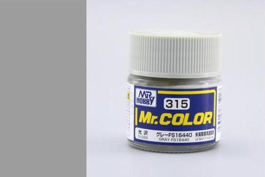 MR COLOR C315  Gray FS16440 Gloss  10ml