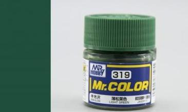 MR COLOR C319 Light Green Semi-Gloss 10ml