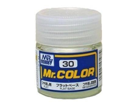 MR COLOR C30 Flat Base