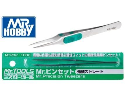 MR HOBBY MT-202 Mr.Precision Tweezers