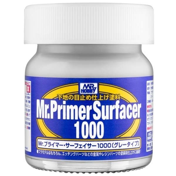 MR HOBBY SF287 MR. PRIMER SURFACER 1000