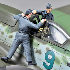 ZOUKEI-MURA SWS48-02-F03 Ta 152 H-1 Flight Assistant Set 1:48 Scale