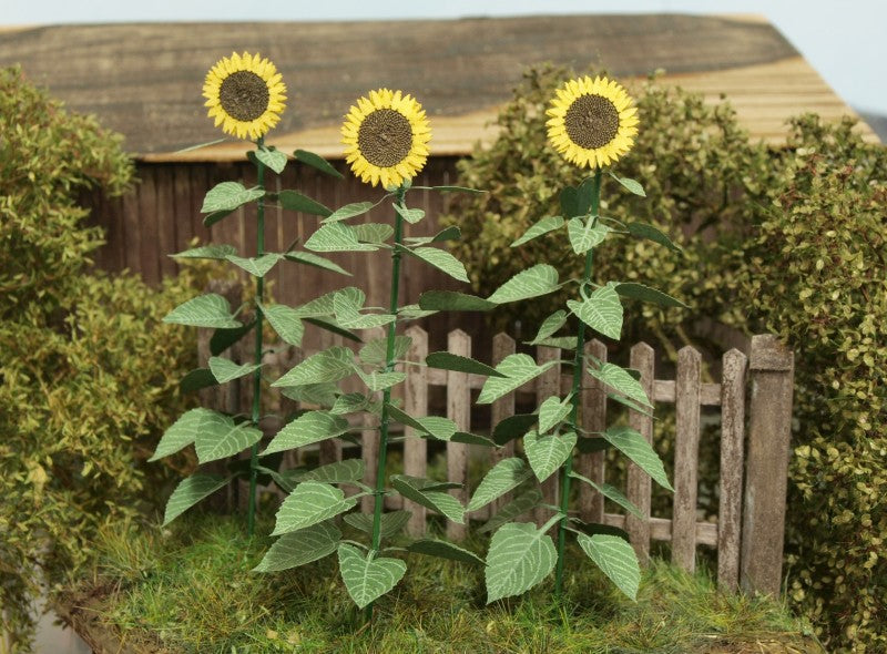 MODEL SCENE VG3-024 Sunflower 1:32/1:35 Scale